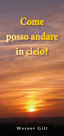 Italian: How can I get to Heaven?