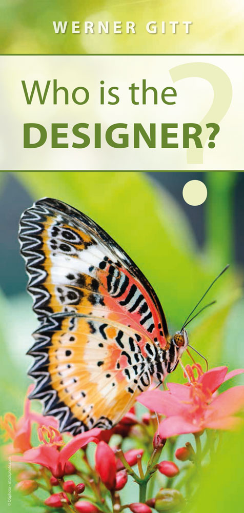 English: Wo is the Designer?
