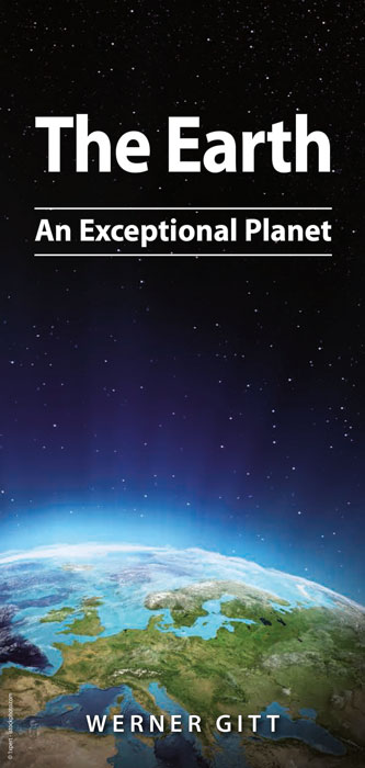 English: Our Earth - An extraordinary Planet