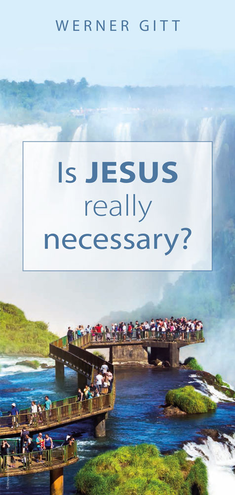 English: Is it possible without Jesus?