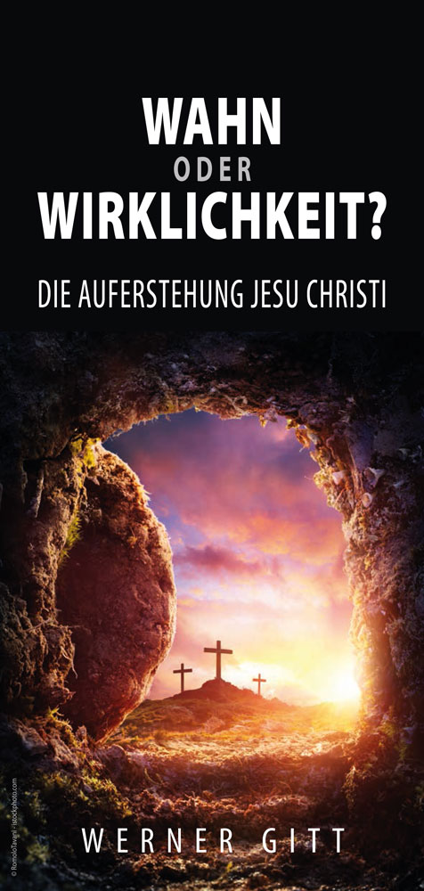 German: Delusion or reality? The resurrection of Jesus Christ
