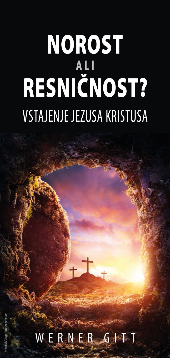 Slovenian: Delusion or reality? The resurrection of Jesus Christ