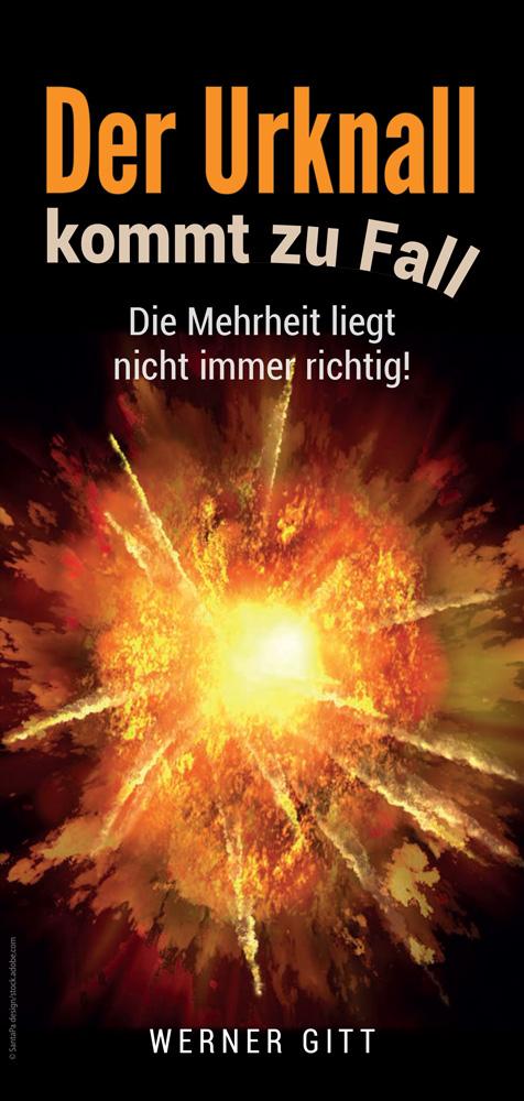 German: The big bang falls