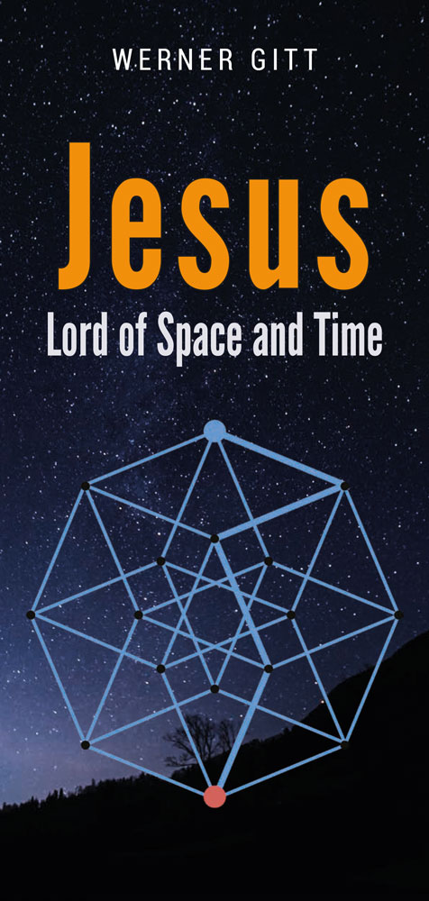 English: Jesus - Lord of space and time