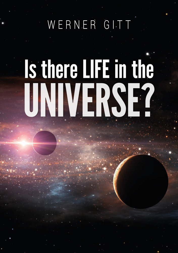 English: Is there Life in the Universe?