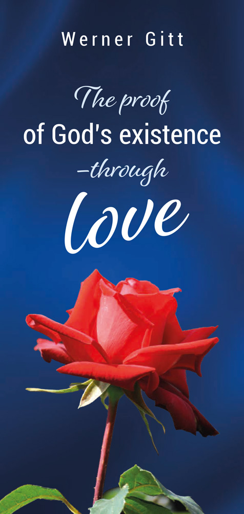 English: The proof of God's existence—through love
