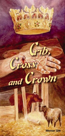 English: Crib, Cross and Crown