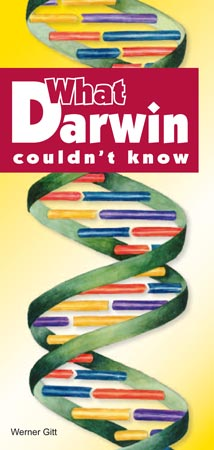 English: What Darwin couldn´t know