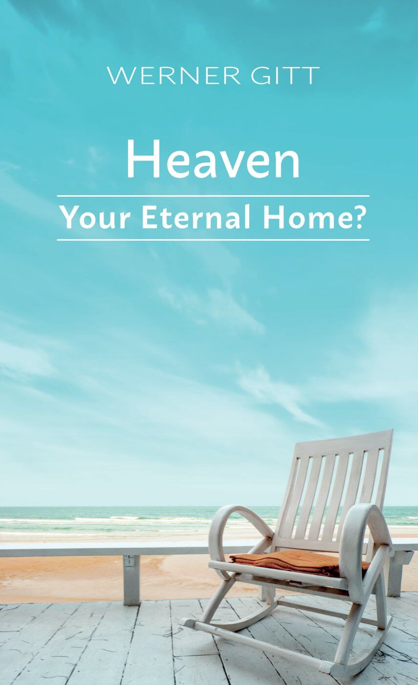 English: Heaven - Your Eternal Home?