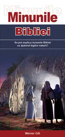 Romanian: Miracles in the Bible