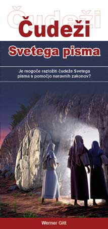 Slovenian: Miracles in the Bible