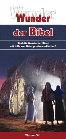 German: Miracles in the Bible