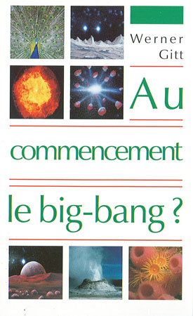 French: In the beginning was the Big Bang?