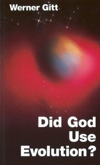 English: Did God Use Evolution?